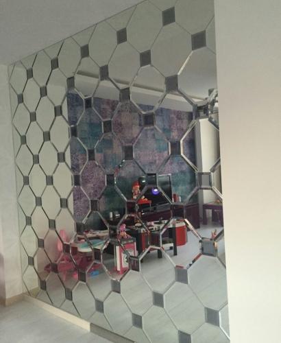 Поделки из зеркала и стекла 88