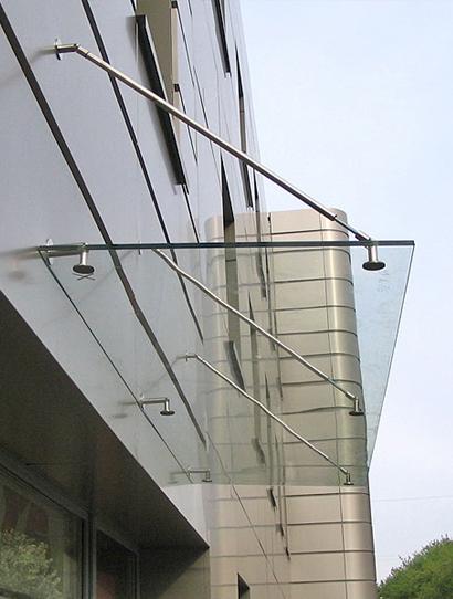 Как выбрать стеклянную конструкцию